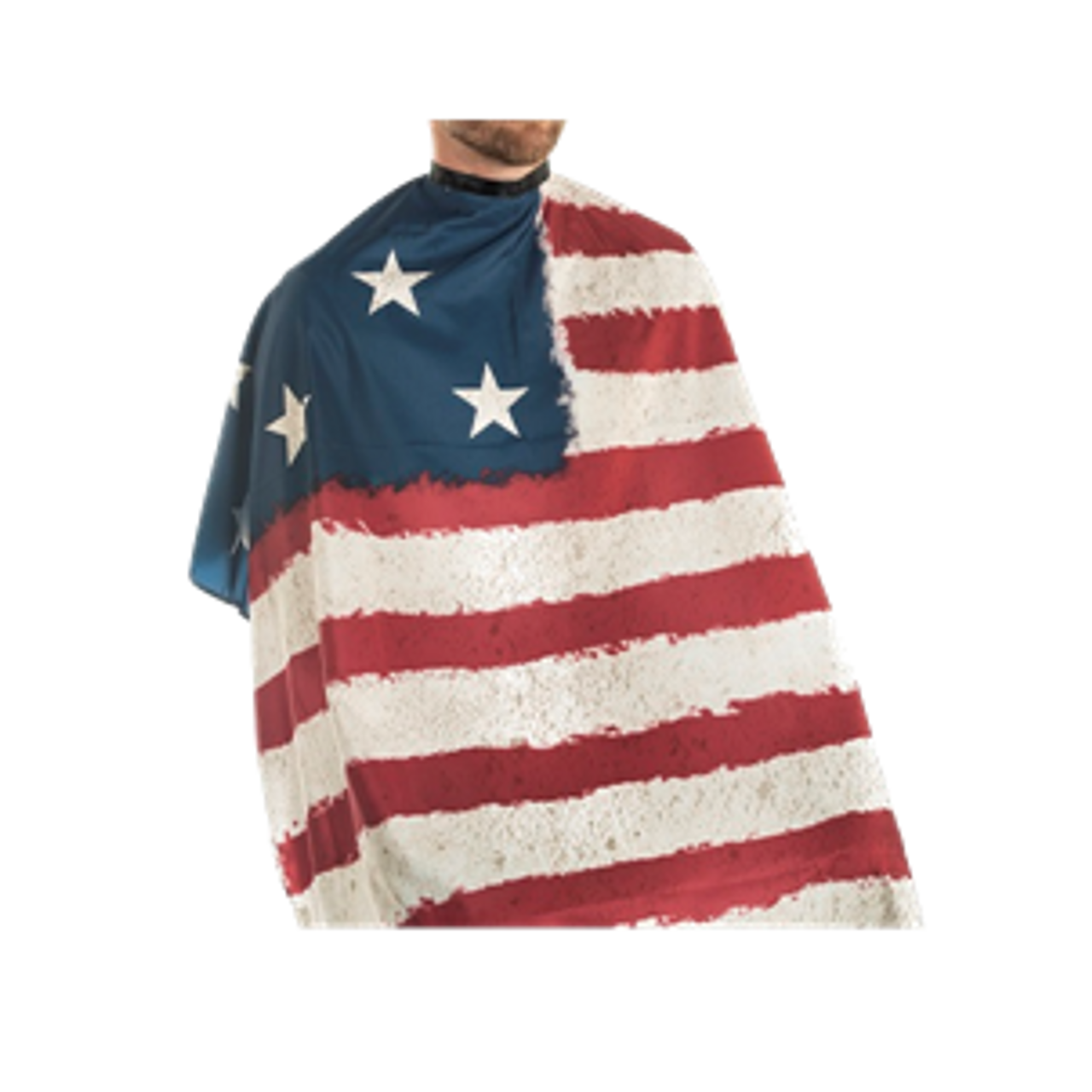 Cutting Cape - American Flag
