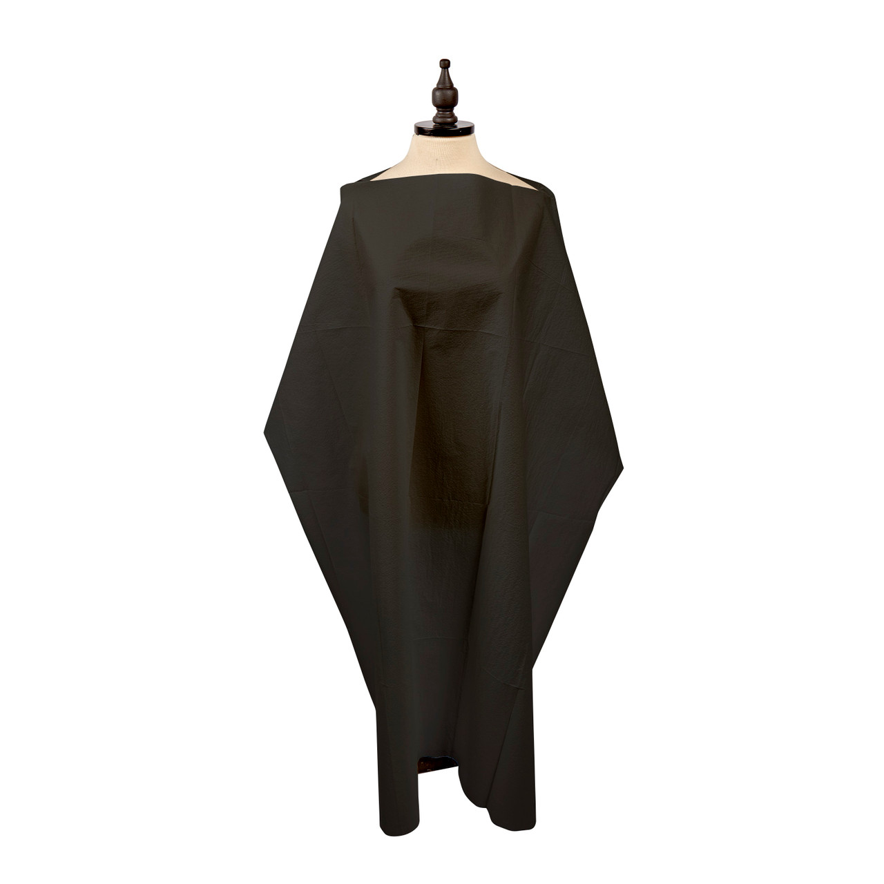 Cutting Capes - Disposable Paper Black - Case Pack