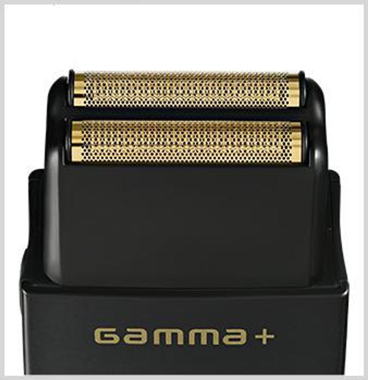 Gamma + Prodigy Wireless Foil Shaver - Black