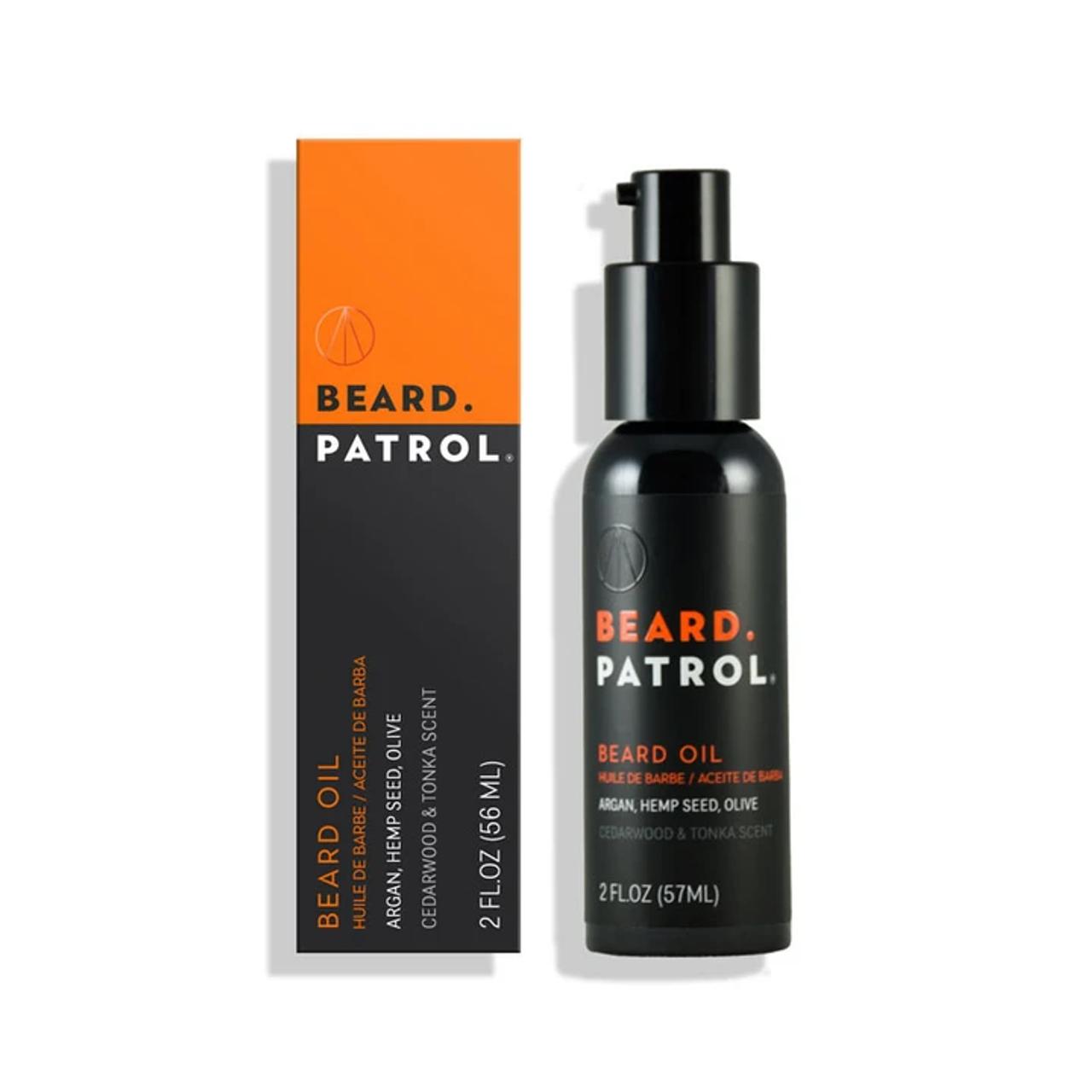 Beard Patrol Beard Oil