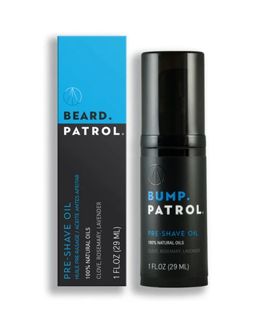 Bump Patrol Pre-Shave Oil