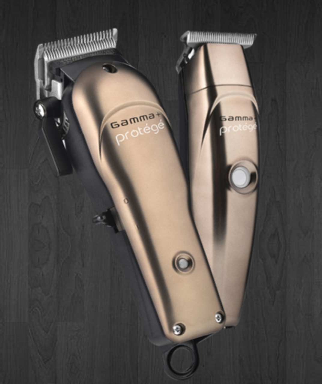 Gamma Protege Clipper and Trimmer Combo