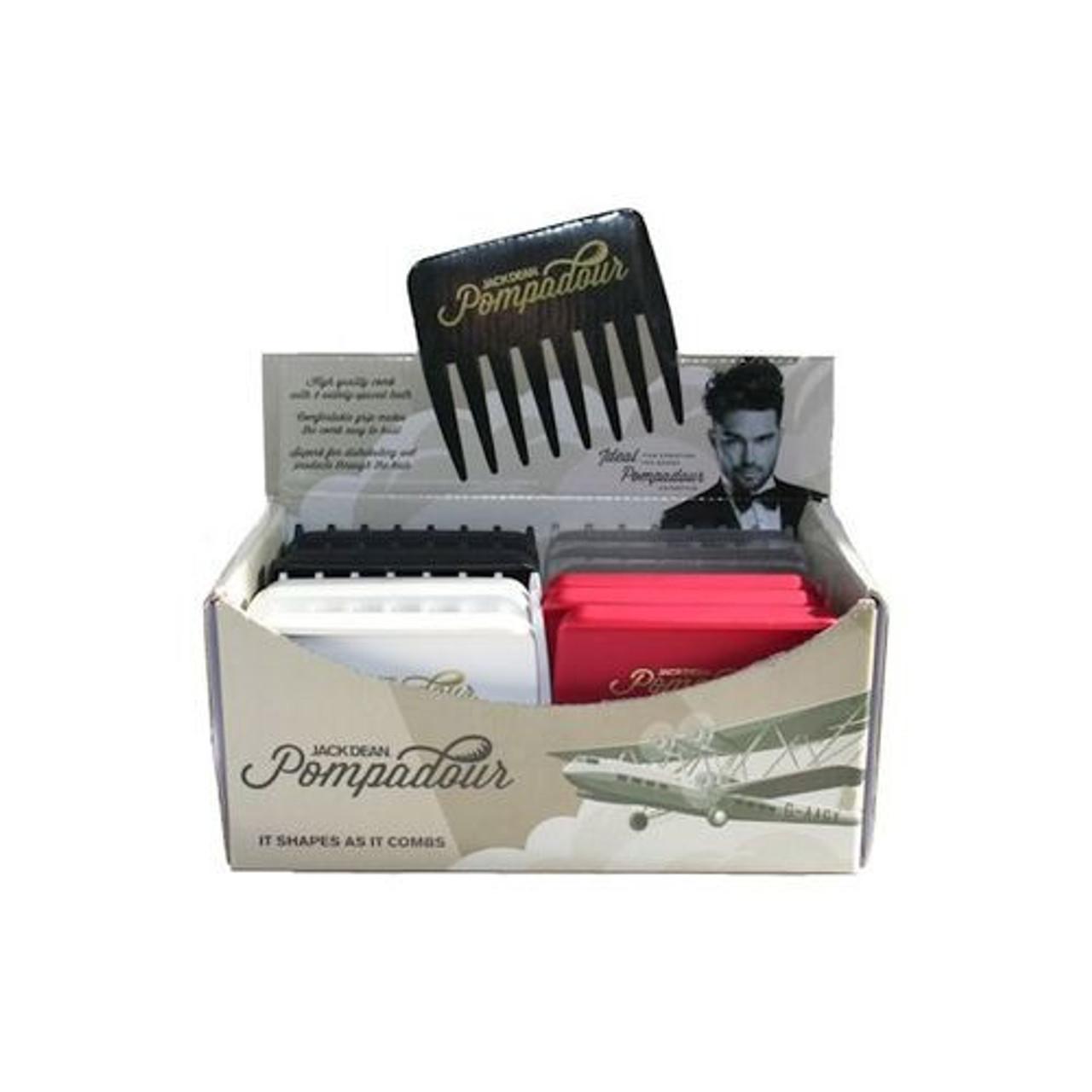 Jack Dean Pompadour Comb