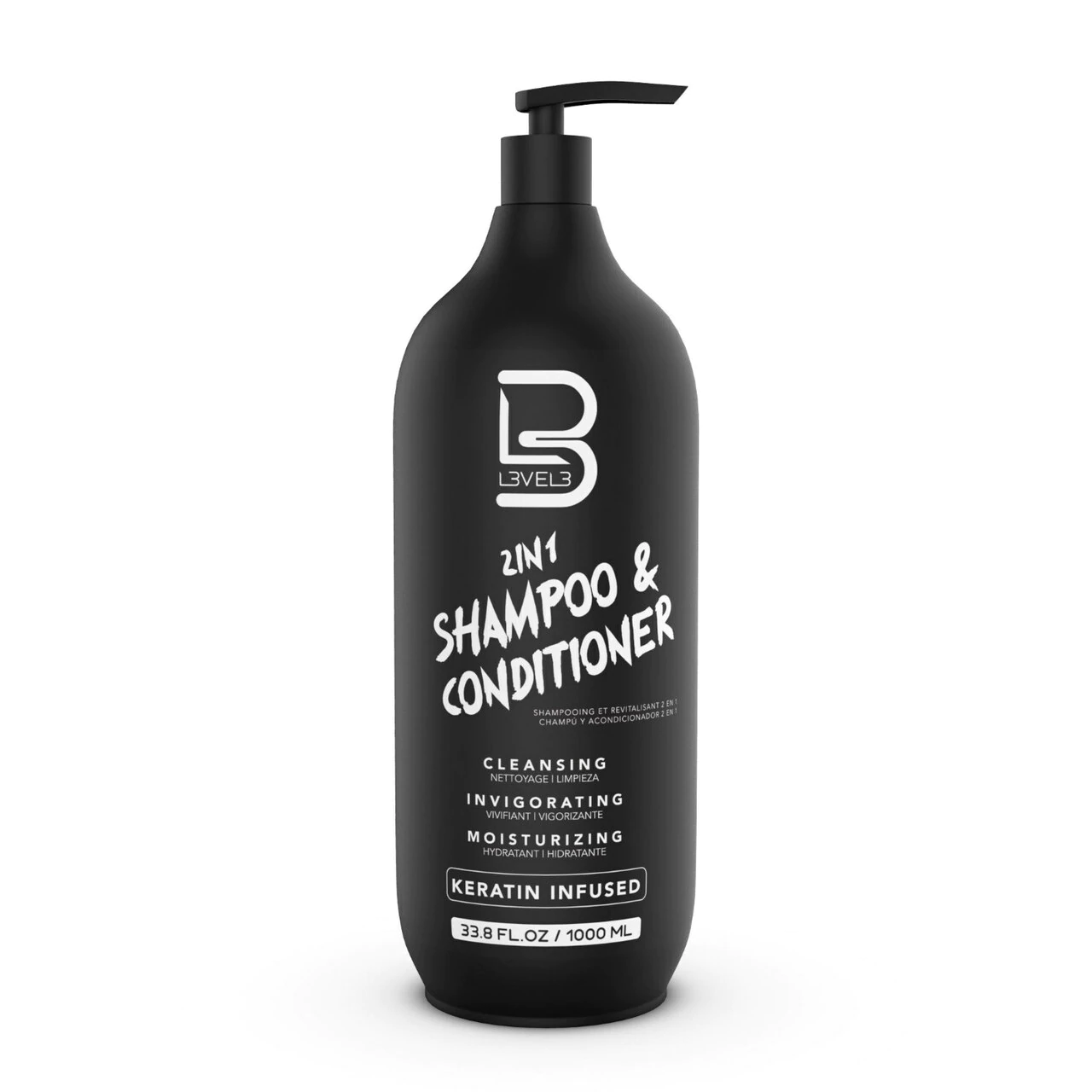 Level3 - 2 in 1 Shampoo and Conditioner