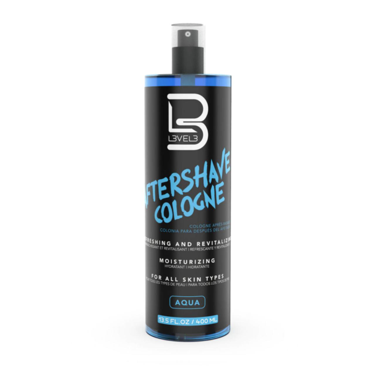 Level3 Aftershave Spray - Aqua