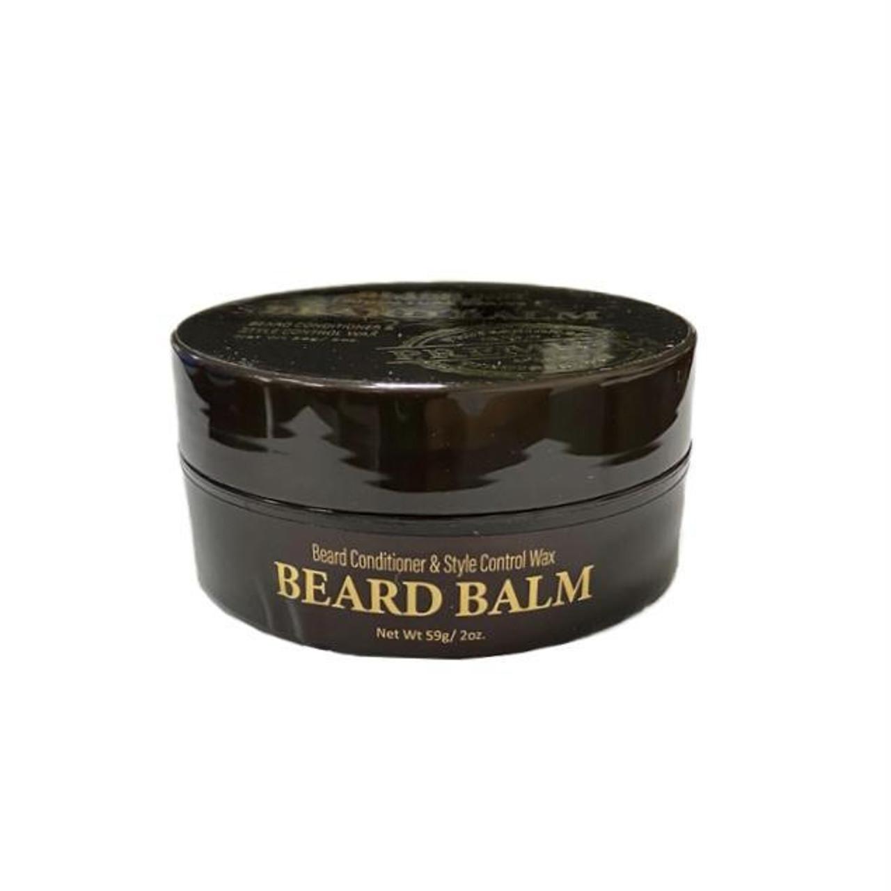 Black Ice Beard Balm