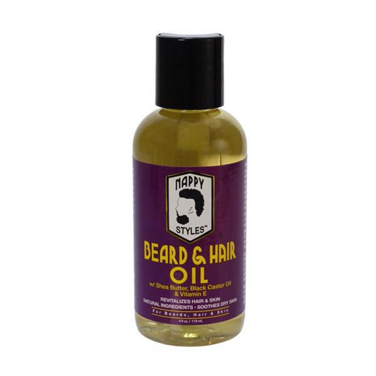 Nappy Styles Beard & Hair Oil