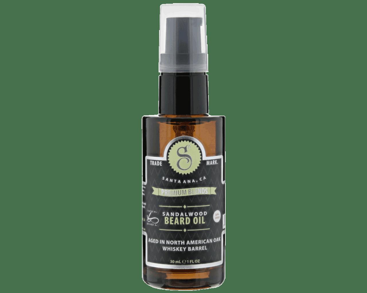 Suavecito Premium Beard Oil