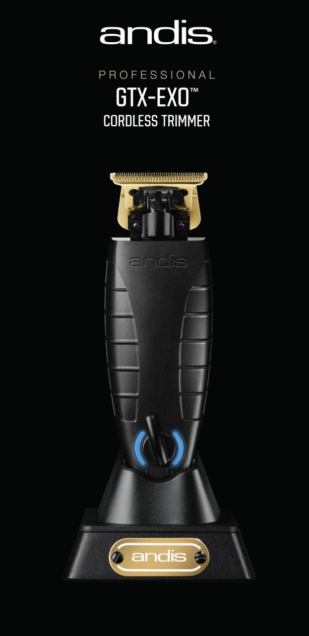 Andis GTX-EXO Cordless Trimmer - SHIPPING NOW!