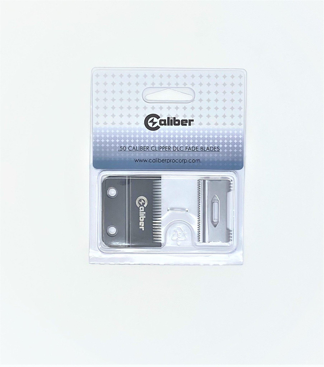 Caliber .50 Mag Clipper Replacement DLC Fade Blade