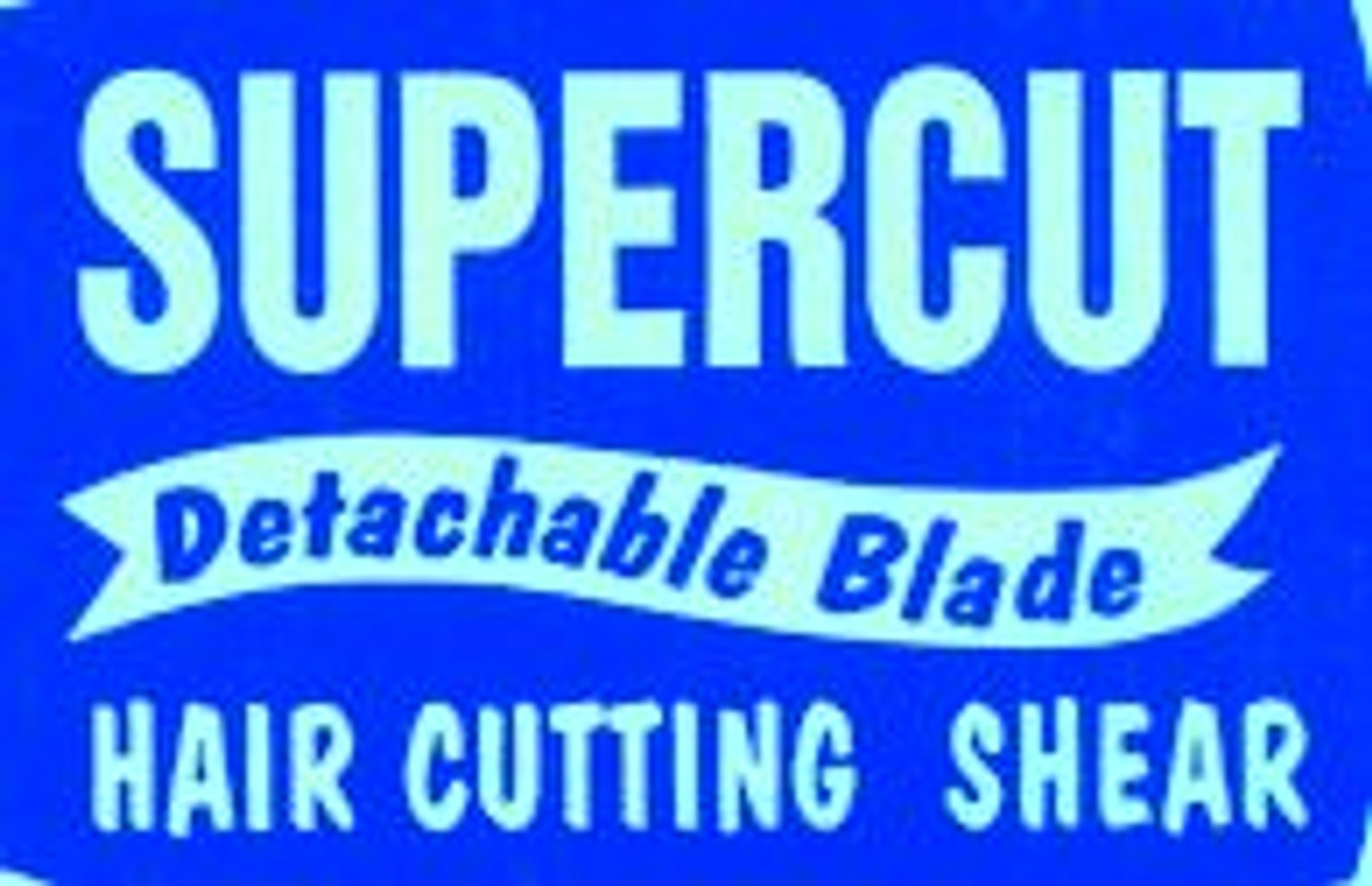 Supercut Shear Replacement Blades