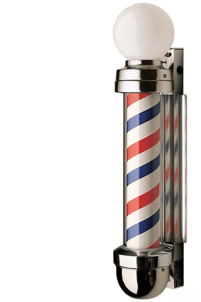 Marvy Barber Pole #405 Two Light