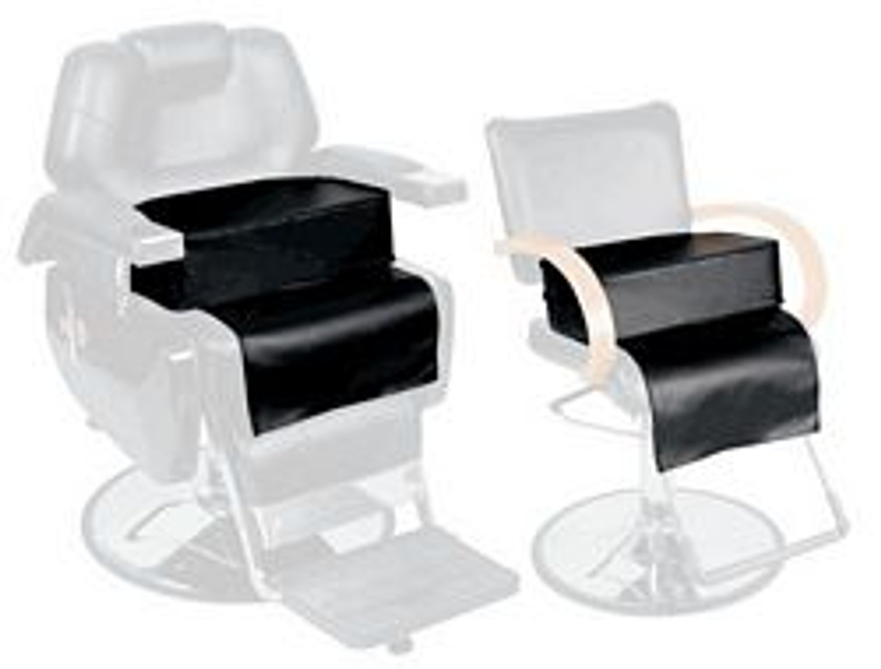 Child Seat - Deluxe Box Type Black