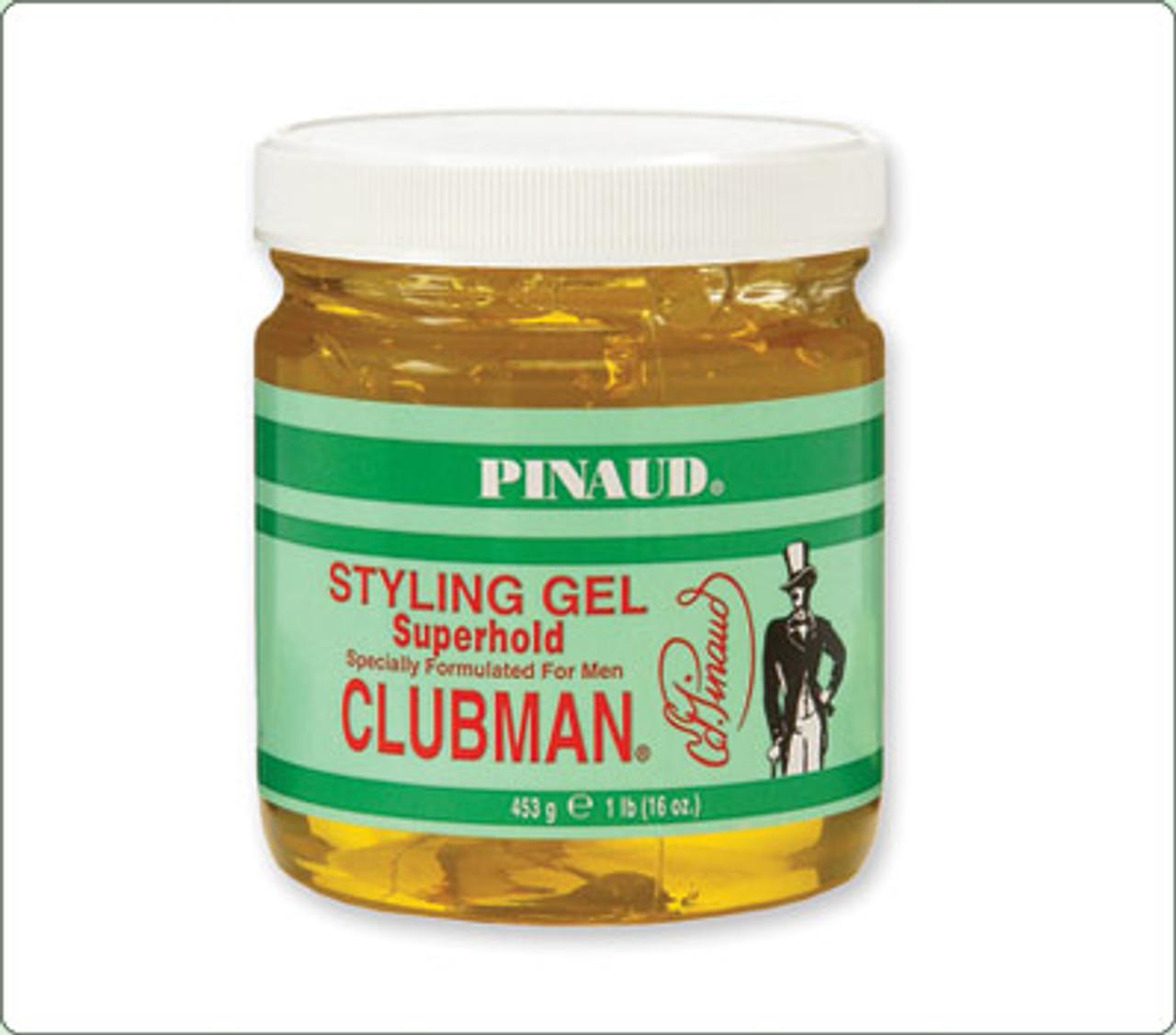 Clubman Superhold Gel