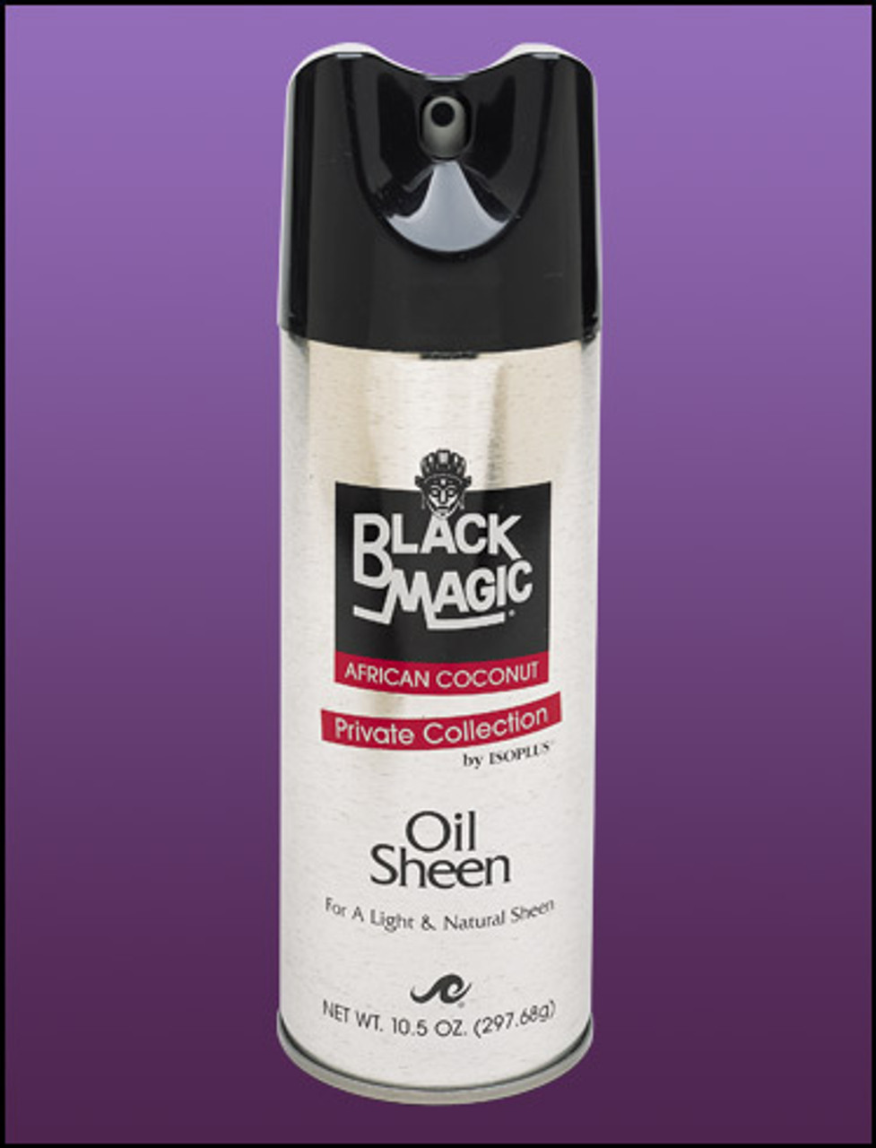 Black Magic Oil Sheen