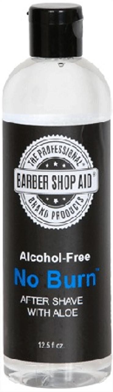 Barber Shop Aid No Burn Aftershave