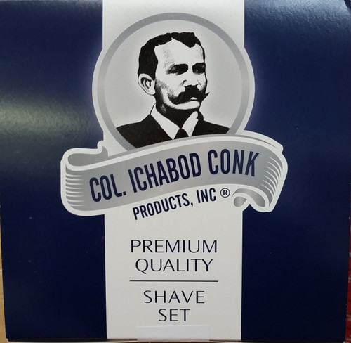Col Conk Shaving Gift Set