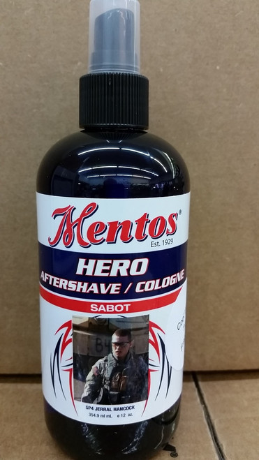Mentos Hero Aftershave