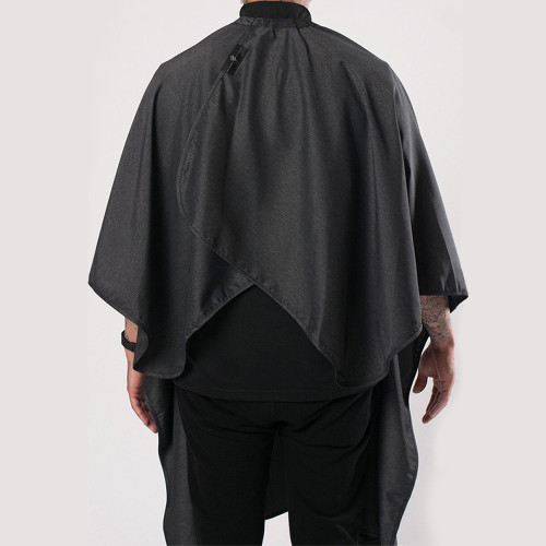 Cutting Cape - Barber Strong Gunmetal Gray