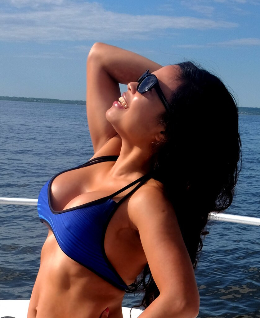 Blue Water Reversible Bikini