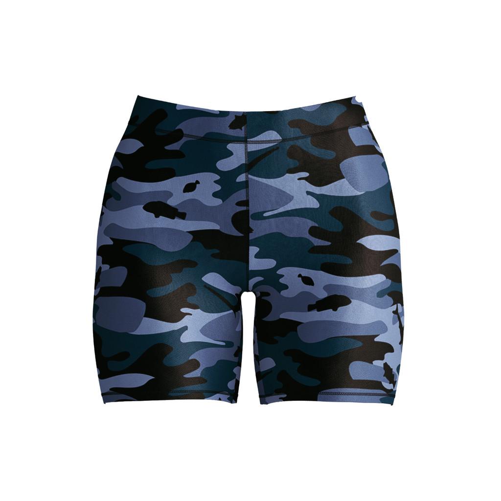 Water Camo Shorts