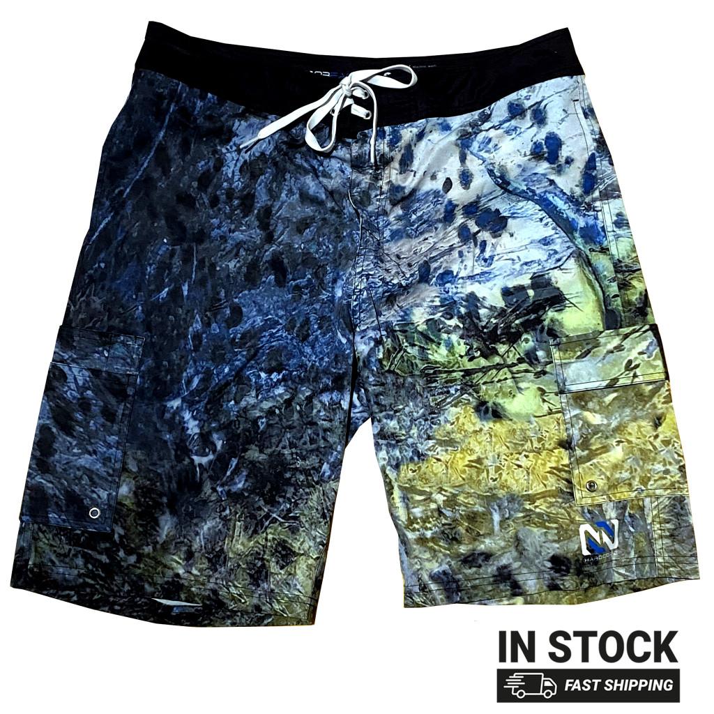 Mahi Camo Board Shorts