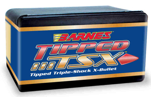 Barnes TTSX Bullets 7mm Caliber .284 Diameter 120 Grain