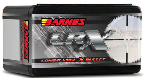 Barnes LRX Bullets 7mm Caliber .284 Diameter 145 Grain