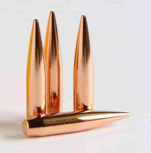 Berger Hybrid Target Bullets 6 5mm Caliber  264 Diameter 140 Grain,  Spitzer, 12 pack