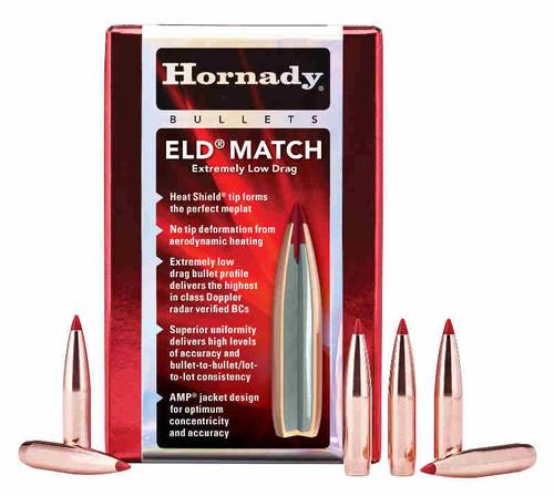 Hornady ELD-Match Bullets 7mm Caliber .284 Diameter 162 Grain