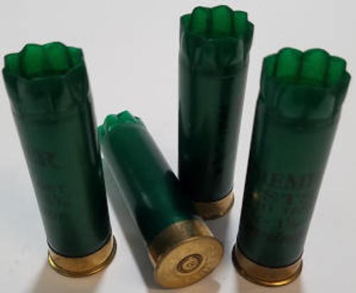 Remington 12ga STS once fired hulls - Green