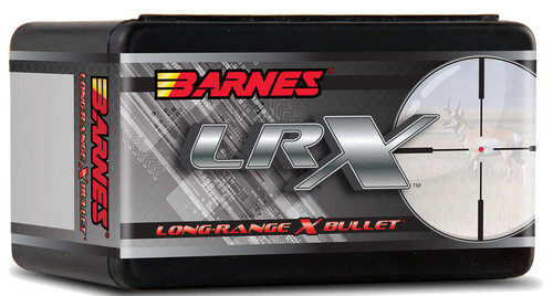 Barnes LRX Bullets 270 Caliber .277 Diameter 129 Grain