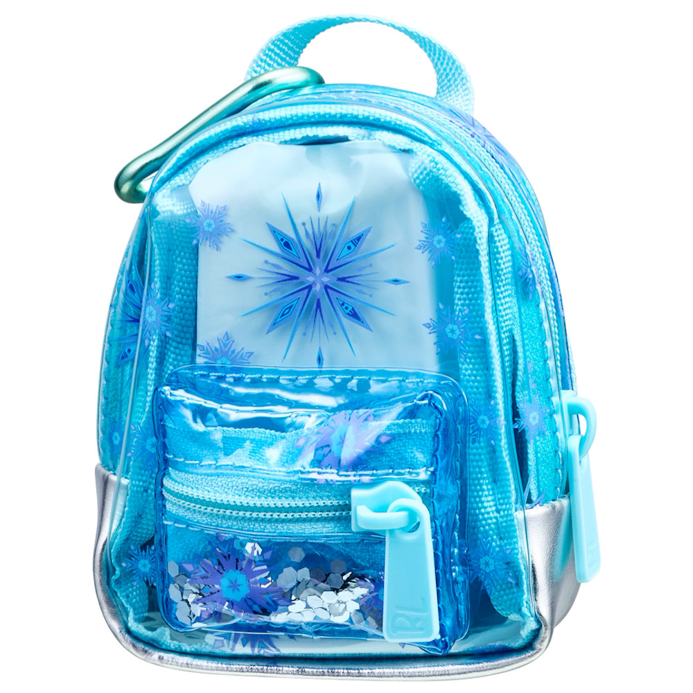 Frozen 2 Disney Real Littles Mini Backpack with 7 Surprises