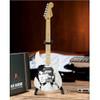 Jim Morrison Tribute Fender™ Strat™ Guitar Replica - Radio Days
