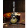 Adam Jones 1979 Gibson Les Paul Custom - Antique Silverburst Mini Guitar Replica