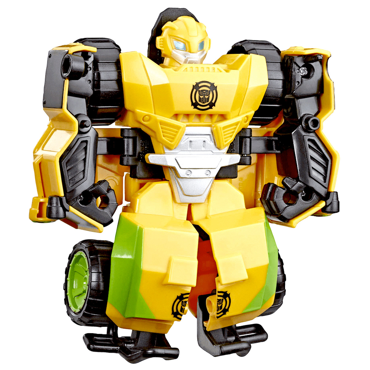 Bumblebee Robot to Motorcycle Rescue Heroes Transformer 4.5/""