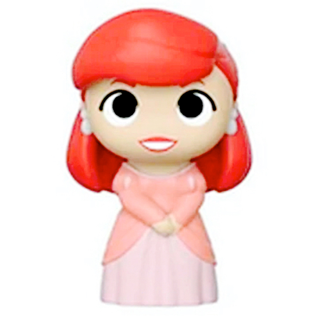 Ariel Pink Dress The Little Mermaid Mystery Minis Figure 3 Sealed Box Axis Of Action