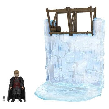 Game of Thrones The Wall Display with Tyrion Lannister Exclusive Action Figure