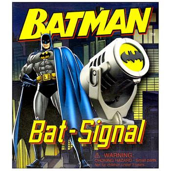 "Bat-Signal Light Up Miniature Editions 2.75"""