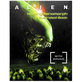 """Hissing Xenomorph Alien Bust with Sounds Miniature Editions 3"""""""