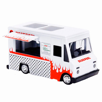 Deadpool Taco Truck Hollywood Rides Jada Diecast 1:32 Scale