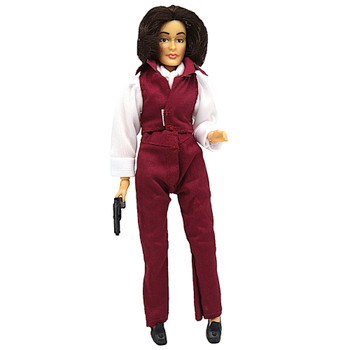 "Sabrina Duncan Charlie's Angels Classic 8"" MEGO Action Figure Re-Issue"