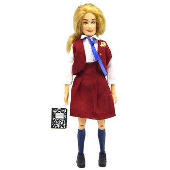 "Blair Warner Facts of Life 8"" MEGO Classic Action Figure Re-Issue"
