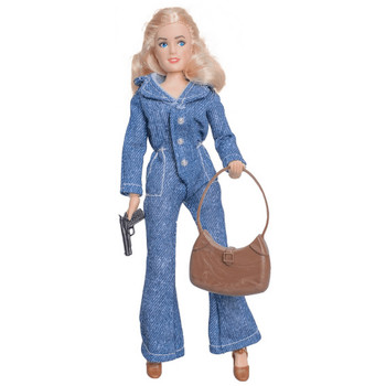 "Kris Munroe Charlie's Angels 8"" MEGO Classic Action Figure Re-Issue"
