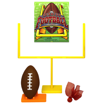 "Desktop Football Running Press Miniature Editions 3"""
