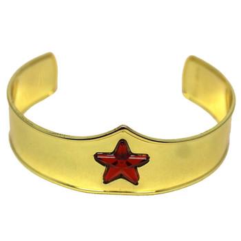 "Wonder Woman's Tiara Bracelet Miniature Editions 2.5"""