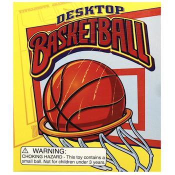 "Desktop Basketball Game Miniature Editions 3"""