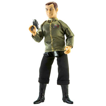"""Captain Kirk 8"""" Mego Action Figure Re-Issue"""