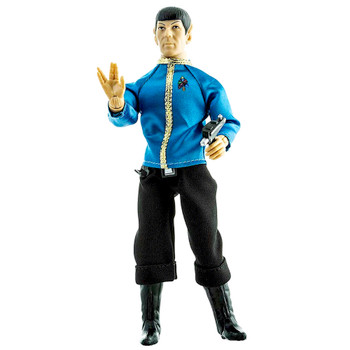 "Mister Spock 8"" Mego Action Figure Re-Issue"