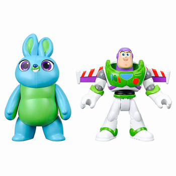 Bunny & Buzz Toy Story Imaginext Figures 2.5""